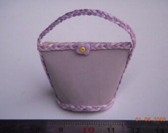 1/12th miniature purple bag