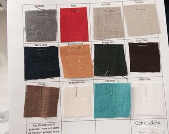 Fabric Chart