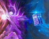 Dr. Who Tardis