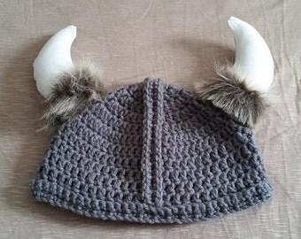 Wee Viking Helmet