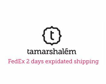 FedEx expidated shipping