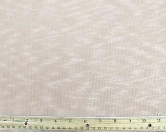 0489ad4b7556fb Stone Hacci Crepe Poly Slub Cloud Knit Open Sweater Knit Fabric by the Yard  - 1 Yard Style 510
