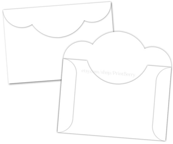Floral Envelopes 4X6 Envelopes Printable Envelope Template
