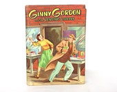 Ginny Gordon the Leading Library - Vintage Mystery Novel - Young Adult Novel - Library Decor - Librarian Gift Decorative Book - The Beatles