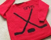 Your SPORTS TEAM Custom Order Sweater