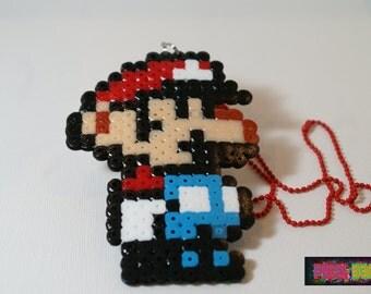 Super Mario Necklace/Chain