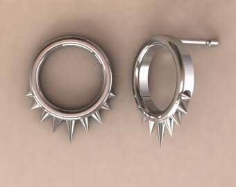 Stalactite Earrings