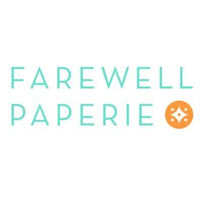 farewellpaperie