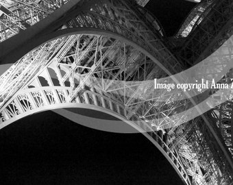 ARCHES OF EIFFEL photographic print
