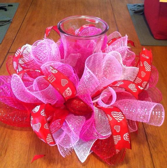 Valentines day candle centerpieces valentine s wikii