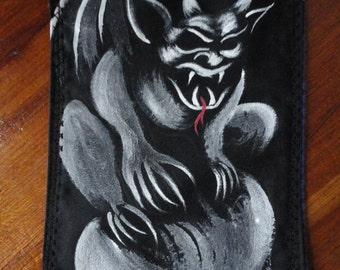 Gargoyle Monster Patch