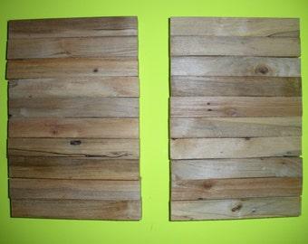 20  BEECHNUT WOOD Turning Wood Pen  Razor Blanks #B1