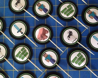 Cupcake Toppers 12 Ct.