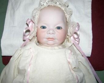 Phyllis Parkins hand made porcelain doll