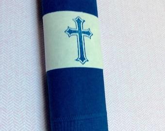 Cross Napkin Rings - Choose your Color - Baptism - Church Picnic - Sunday School
