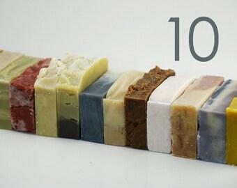 Pick 10 Soaps