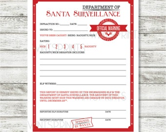 Letter From Santa To Start Elf On The Shelf Letters Template | Search ...