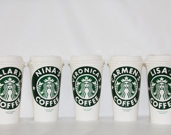 Personalized Coffee Tumbler - Coffee Addict - Hot Beverage - Travel Mug - Parents- On-the-Go - Mother's Day - Father's Day - Gift Idea - Mom
