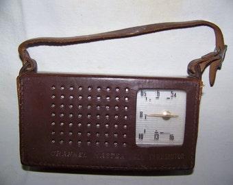 Channel Master All Transistor Radio, Vintage Transistor Radio
