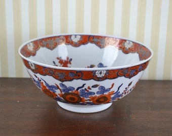 Chinoiserie Bowl Etsy