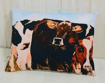 Cows Cushion