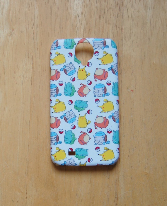 I Choose You! Pokemon Samsung Galaxy S4 Case