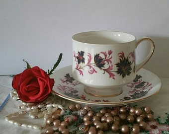 Vintage Paragon michelle Teacup and Saucer. TS066