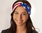 American Flag Turban