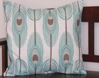 PREMIER PRINTS Feather Pillow Cover- - Envelope Closure
