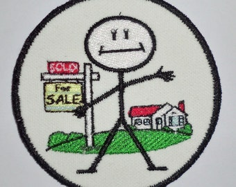 Iron-On Patch - REALTOR