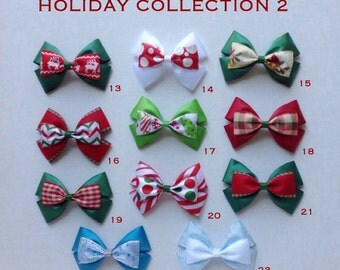 holiday collection bow