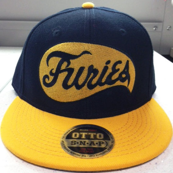The Furies Baseball Cap The Warriors Movie Cult By