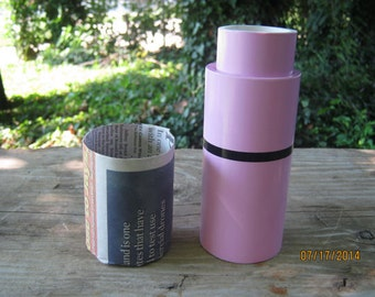 Pink Paper Pot Maker - Perfect Seed Starter - Great Garden Addition