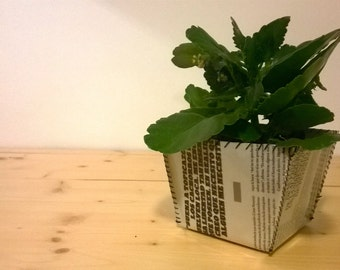 EGUNKARI  paper pot for plants