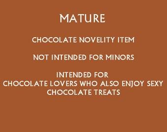 V-Monologue - Star Vagina - Vagina Monolgue Chocolate Lollipops