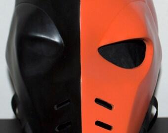 Wolfram Creative MurK Slade Mask Arrow Deathstroke Slade Wilson