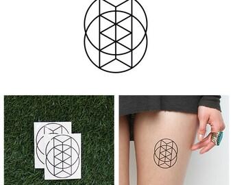 Tryst - Temporary Tattoo (Set of 2)