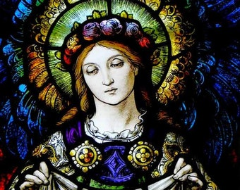 Virgin Mary pendant - FREE SHIPPING