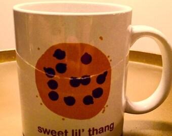 Sweet Lil' Thang Cookie Mug