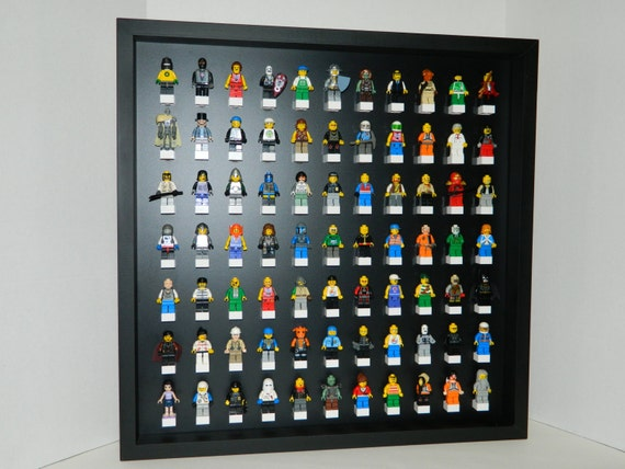 pr sentoir pour figurine lego lego minifig lego starwars. Black Bedroom Furniture Sets. Home Design Ideas