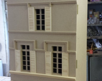 French Shop 4 storey    Kit