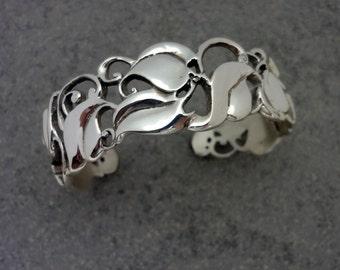 The Hartford Ivy Cuff Bracelet