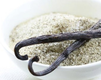 Organic Fair Trade Pure Vanilla Sugar 100% Gluten Free