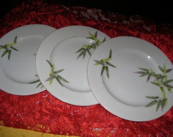 50% Off Sone China Ocuppied Japan Plates (3)