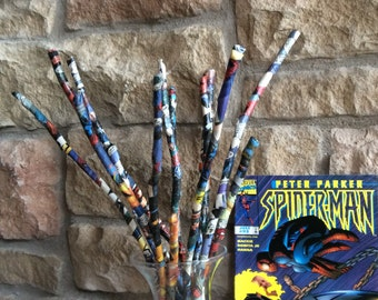 Spiderman Branches - Perfect for Spiderman and SuperHero Fans! Birthday Centerpiece, Man Cave Decor Accessory, Spiderman Birthday