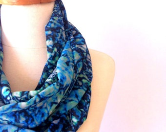 Scarves, Chiffon Scarf, Loop Scarf, Women Scarf, İnfinity Scarf, Trendy Scarf, Mothers Day Gifts