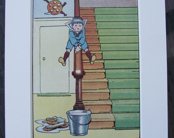 Original 1912 Edition 'Little Folks'