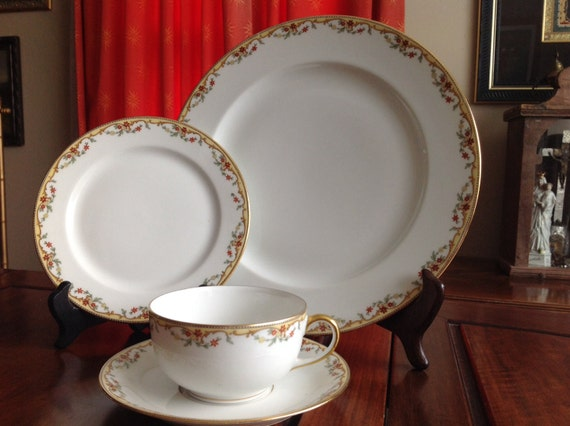 Limoges Place Settings Limoges Place Setting