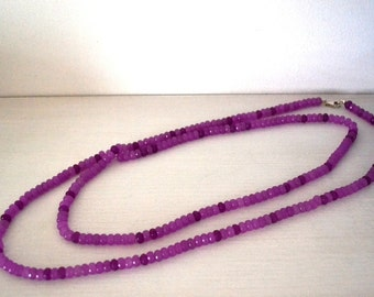 NECKLACE colors of pink  a single wire ONLY TODAY
