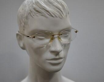 Vintage CHRISTIAN DIOR women's eyeglasses , vintage designer glasses....